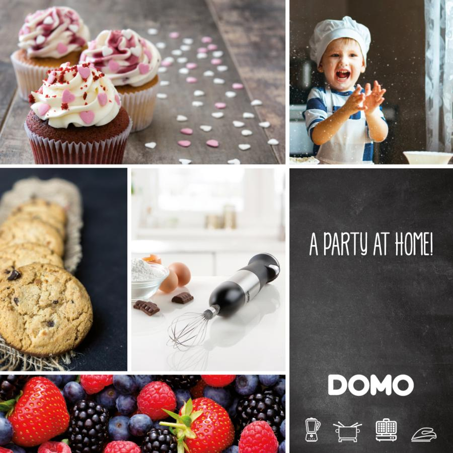 DOMO - a party at home