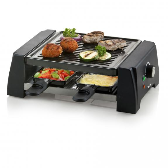 Steingrill – Gril – raclette - DO9187G