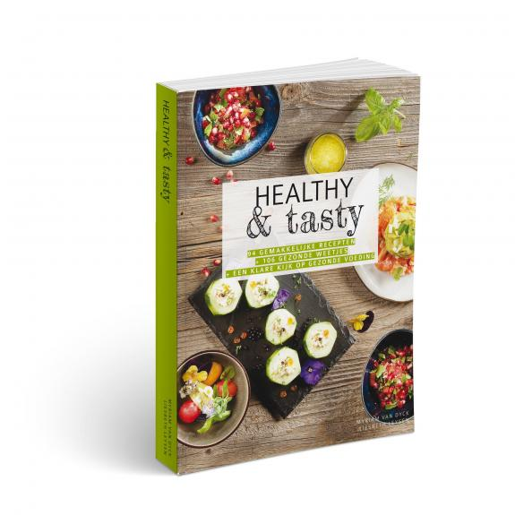 Cookbook Healthy & tasty softcover - 026